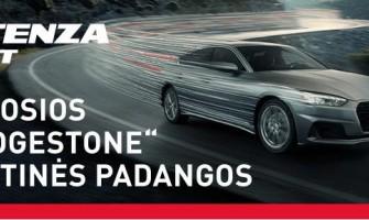 Naujausia Bridgestone Potenza Sport padanga