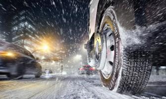Žieminių padangų reikalavimai komerciniam transportui